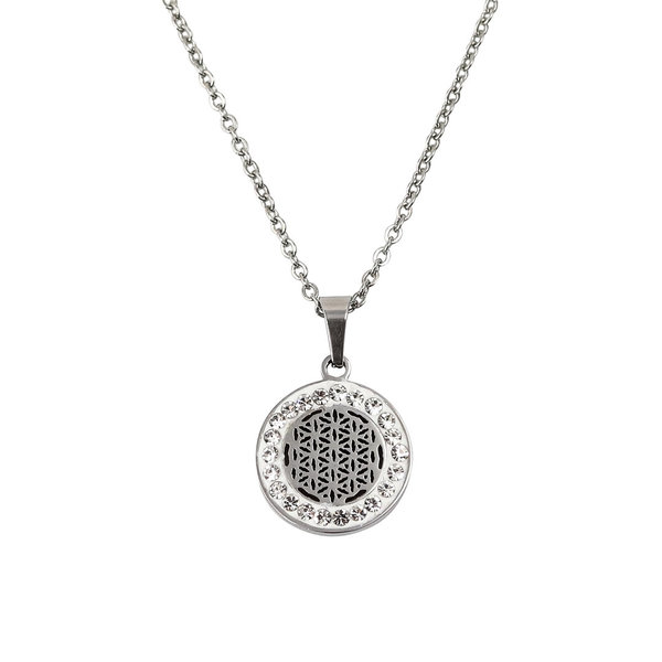 Gretel 'Flower of Life' Necklace
